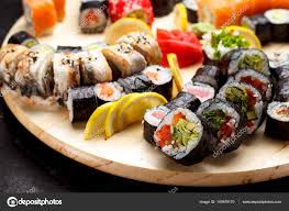 jeu de cuisine sushi cuisine japonaise jeu de sushi photographie ostancoff 140979170