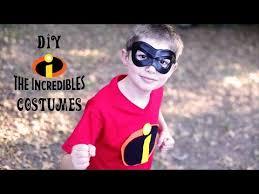 Halloween Costumes Incredibles Minute Diy Disney Incredibles Halloween Costume Fall Collab