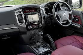 Mitsubishi Pajero 2008 Interior Mitsubishi Shogun Review 2017 Autocar