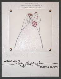 Weeding Card Wedding Cards A Stamping Place