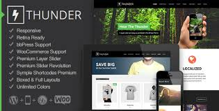 20 of the best multipurpose wordpress themes and templates