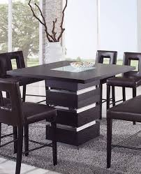 counter height bar table modern counter height chairs furniture design