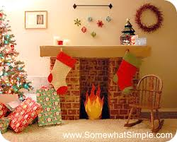 faux fireplace how to make a fireplace with cardboard