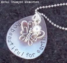 remembrance jewelry baby beautiful for earth necklace in loving memory
