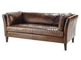 canapé cuir style anglais cuir style anglais 7 avec s lection tissu ikea d co retro vintage