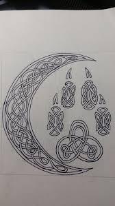 31 best crescent moon celtic hena images on