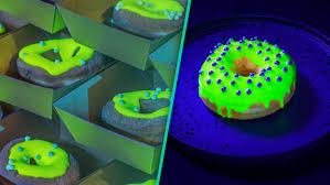 these glow in the dark donuts aka u0027glonuts u0027 are totally edible