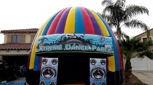 party rentals riverside ca disco dome xtreme party jumpers for rent riverside ca