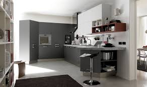 contemporary grey kitchen grey and white kitchen contemporary