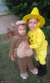 Curious George Halloween Costumes Man Yellow Hat Costume Curious George Halloween Costume