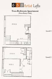 Two Story Apartment Floor Plans Affordable Housing In Minnesota Rentals In St Paul 653 Artist