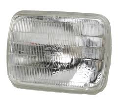 stock jeep headlights sylvania h6054 halogen headlamp for 87 95 jeep wrangler yj u0026 84
