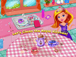 princess castle cleanup android apps on google play