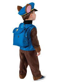 police halloween costumes paw patrol chase child costume