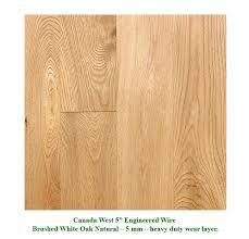 Engineered Hardwood Flooring Mm Wear Layer Canada West Wood Flooring Solutions 5 Engineered Heavy Duty