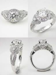 timeless wedding rings timeless beauty antique style engagement rings from topazery