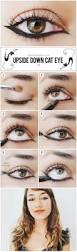 How To Do The Perfect Eyebrow Cat Eye Makeup How To Do Cat Eyes Step By Step In Minutes
