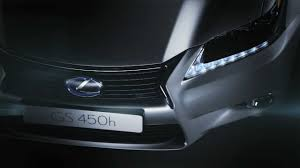 lexus rc f headlights the new lexus gs 450h a powerful change youtube