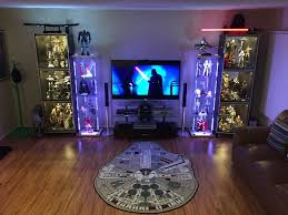 star wars decor meet this week u0027s featured collector abril reyes the force is