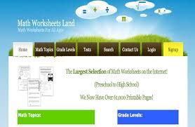 over 50 000 printable math worksheets for teachers educational