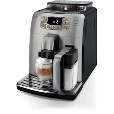 Coffee Grinder Espresso Machine Saeco Philips Intelia Deluxe Espresso Machine Review Coffee Drinker