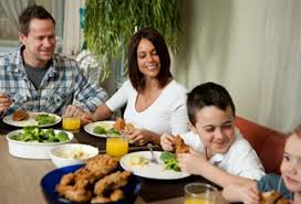 Kids Eating Table Tips For Raising Healthy Kids