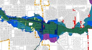 Flood Plain Map Preserving Open Space In The Floodplain And Crs Department Of