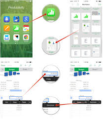 Numbers Spreadsheets How To Leave A Comment On A Specific Cell In Numbers For Iphone