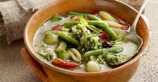 espace cuisine thermomix cuisine provencale soupe au pistou photos de design d intérieur et