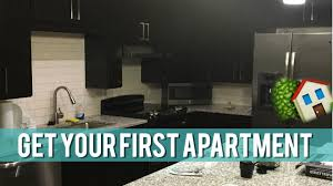 First Apartment by How To Get Your First Apartment Apt Tour Youtube