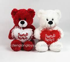 valentines teddy bears new style lovely valentines teddy bears with heart shaped balloon