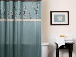 Western Bathroom Shower Curtains Bathroom 81 Outstanding Brown Bathroom Shower Curtains On