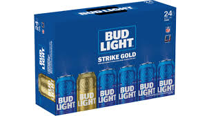 bud light in the can find the golden beer can hidden in bud light cases story fox 13