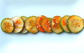 korean style quick pickles u2013 simple comfort food u2013 recipes that