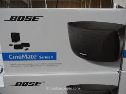 bose home theater receiver bose cinemate series ii digital home theater