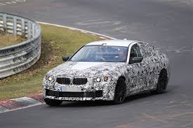 prototype drive 2018 bmw m5 upcoming 2018 bmw m5 and m6 will ditch manuals for good