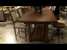 Universal Furniture Dining Room Sets Great Rooms Tasting Rectangular Trestle Counter Height Dining
