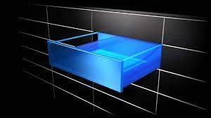 german kitchen cabinet drawer profi 3d animation nobilia new