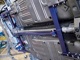 mustang suspension ford mustang 3 link rear suspension installation mustang