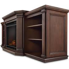 real flame valmont 75 inch electric fireplace entertainment center