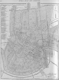 Map Of New Orleans Area by Orleans Parish Louisiana Maps And Gazetteers