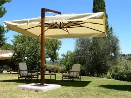 buying the right patio umbrella for your garden backyard