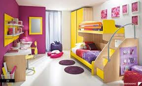 chambre a coucher des enfants 12 idées de chambre multicolore pour vos enfants bricobistro