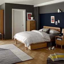 buy house by john lewis bow slatted headboard bed frame king size