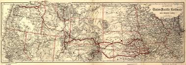 Canadian Pacific Railway Map Southern Pacific Transportation Company Wikipedia Map Railroad