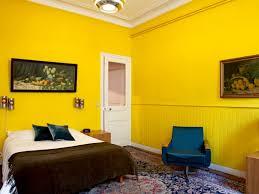 deco chambre jaune décoration chambre jaune decoration guide