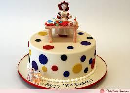 70th birthday cakes 70th birthday cake celebration cakes