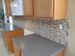 Lowes Kitchen Backsplash by How To End Glass Tile Backsplash