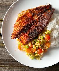 Catfish Dinner Ideas Blackened Catfish Recipe
