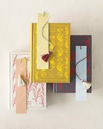 handmade gifts for book lovers martha stewart